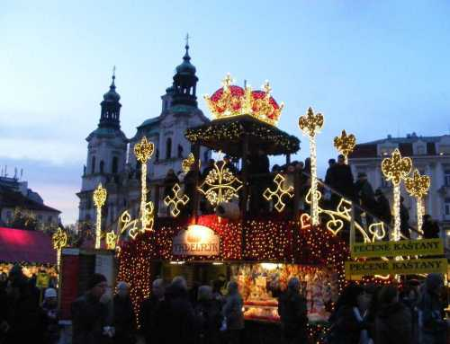 Spend the Holiday in a Magical Christmas Town